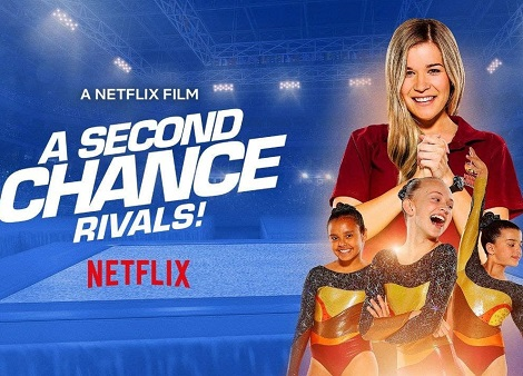 Download A Second Chance: Rivals! (2019) Dual Audio [Hindi+English] 720p + 1080p WEB-DL ESubs