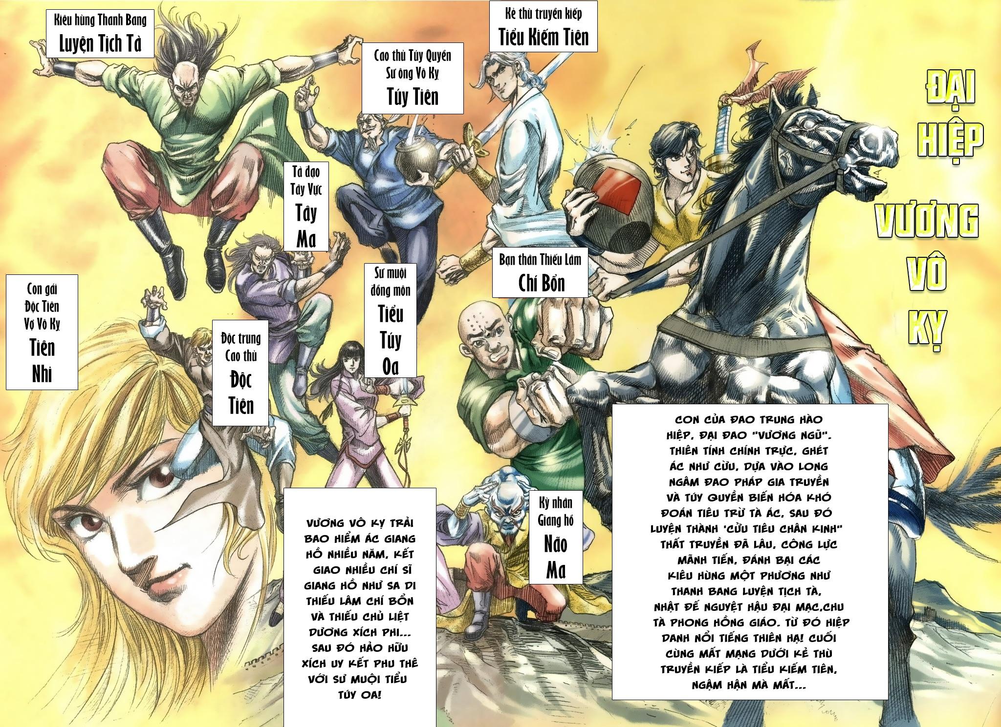 Thiên Hạ Vô Địch Lão Tổ Tông chap 1 - Trang 4