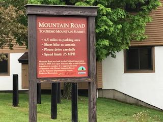 Okemo Mountain Road