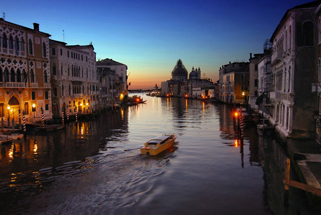 Venice, The World's Most Romantic Travel Destinations