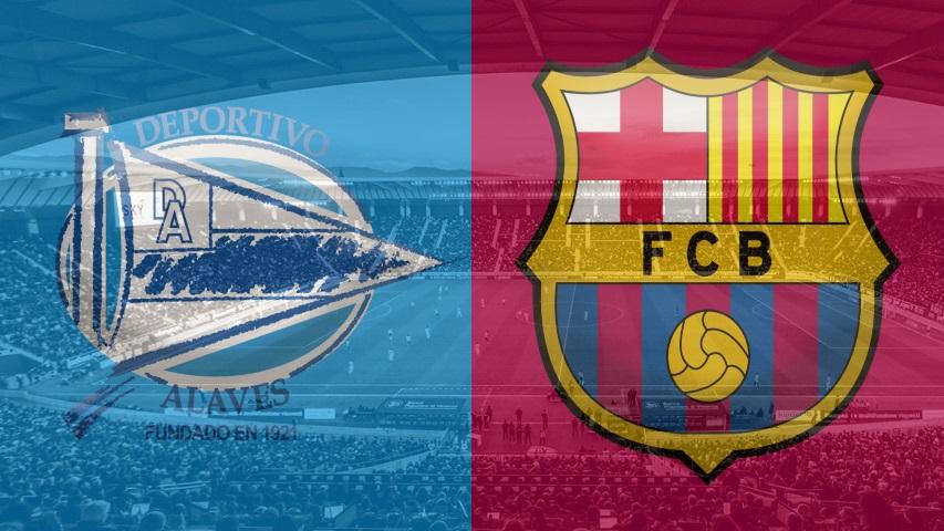 دليلك الشامل لمباراة برشلونة ضد الافيس القادمة في الجولة 23 من الدوري الاسباني
