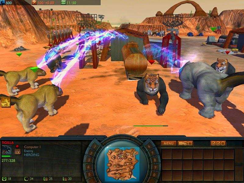 impossible creatures free download full game