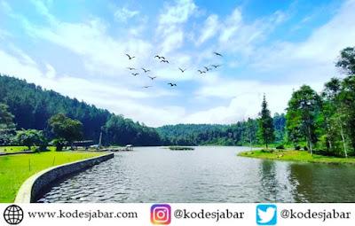 Destinasi Wisata Danau Situ Gunung Sukabumi