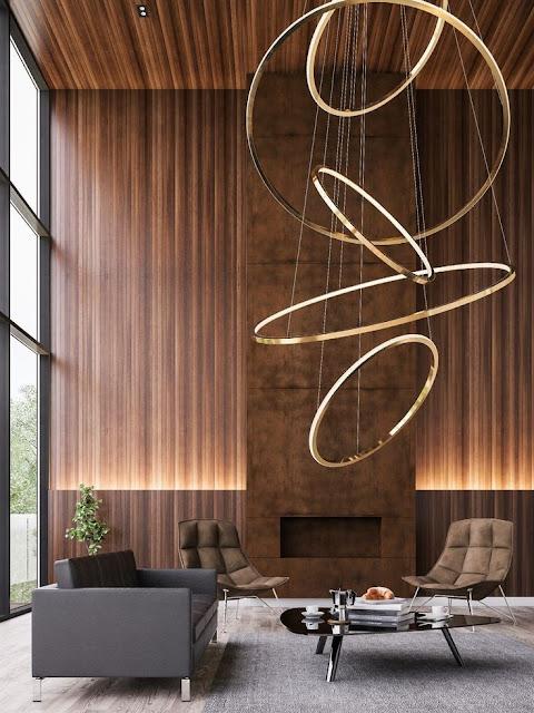 استخدام الإضاءة المخفية في التصميم الداخلي