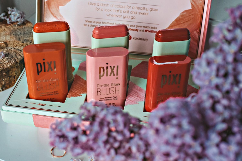 Moje pierwsze spotkanie z kosmetykami PIXI