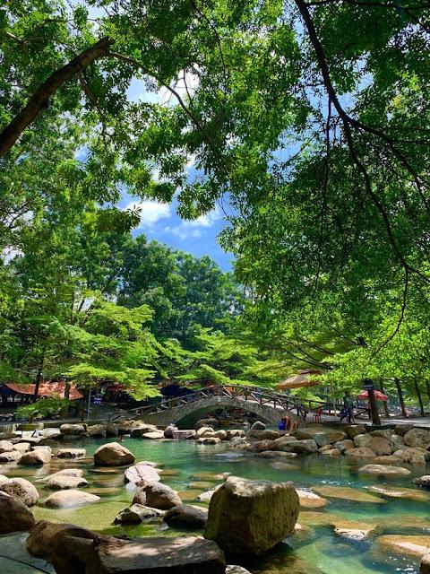 Thuy Chau ecological zone, Binh Duong