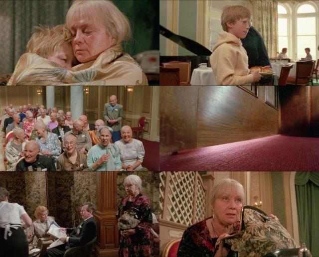 La maldición de las brujas (1990) HD 1080p Latino Dual