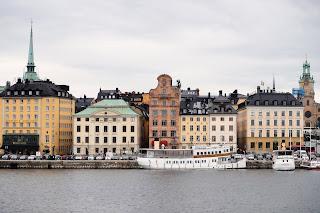 السياحة في مدينة القديمة للسويد