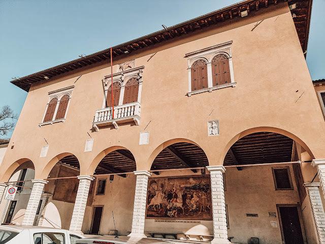 facciata museo della battaglia