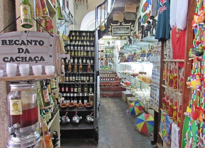 Feiras, compras e artesanatos no Recife
