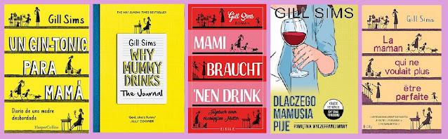 Reseña del libro Un Gin-Tonic para mamá, de Gill Sims