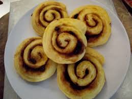 resep kue cinnamon apple roll