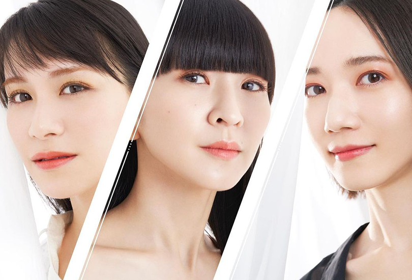 Perfume drop their 5th Perfume Closet collection, and some makeup to help cover the disappointment of Nakata's trash songs   Random J Pop