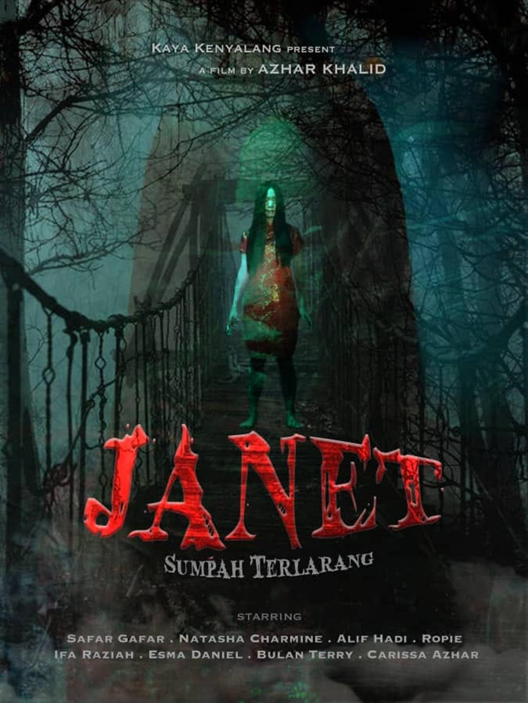 Filem Janet Sumpah Terlarang