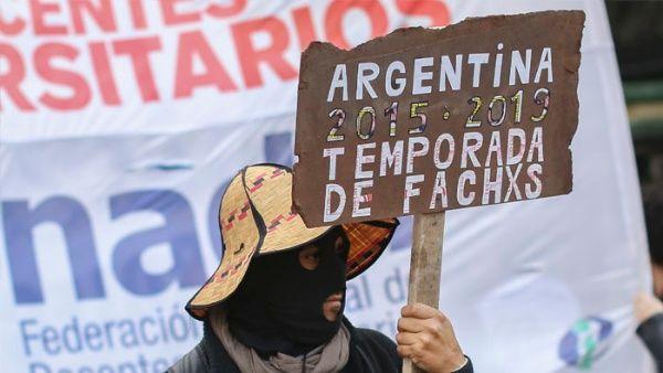 Convocan marcha en rechazo a reforma laboral de Macri, Argentina