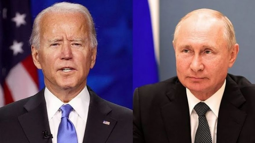 Biden: Ο Putin είναι δολοφόνος, θα πληρώσει το τίμημα