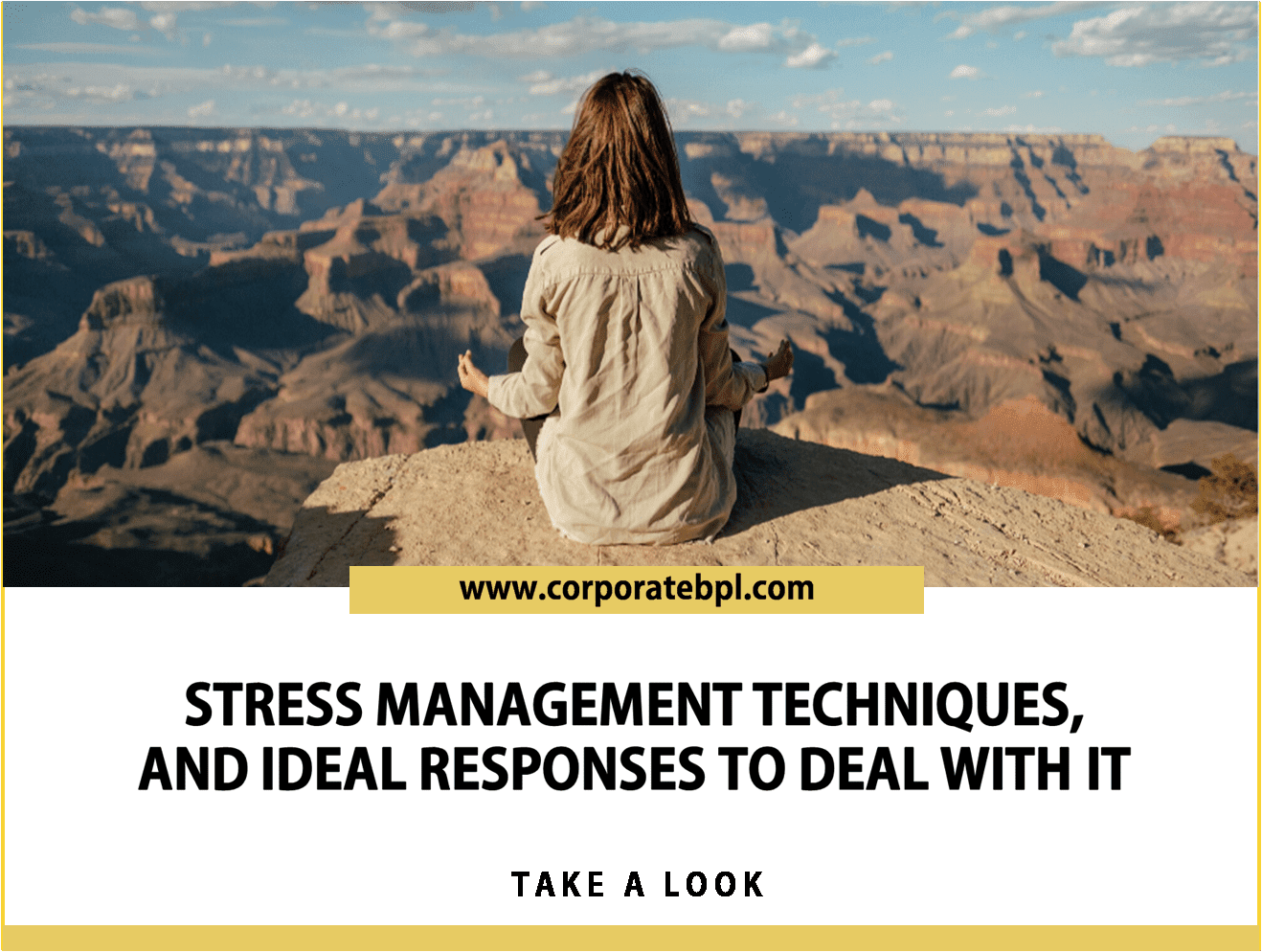 Stress Management Techniques And Ideal Responses To Deal