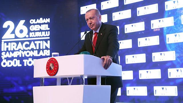 Ερντογάν: Με την Ρωσία θα μπορούσε να επιτευχθεί ειρήνη δυτικά του Ευφράτη