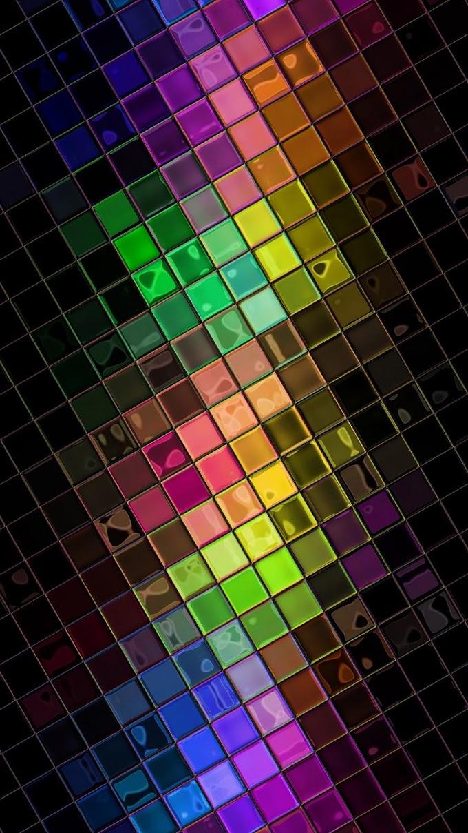 Imagem para Celular Quadrado Abstrato