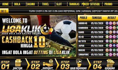 Agen Bola Online Terpercaya Untuk Taruhan
