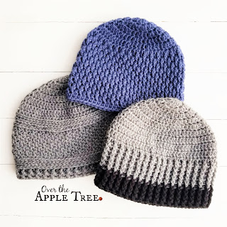 Military Appreciation Crochet and Knit Donations, Over The Apple Tree