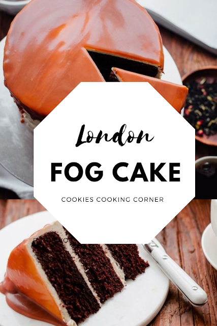 London Fog Cake Recipe