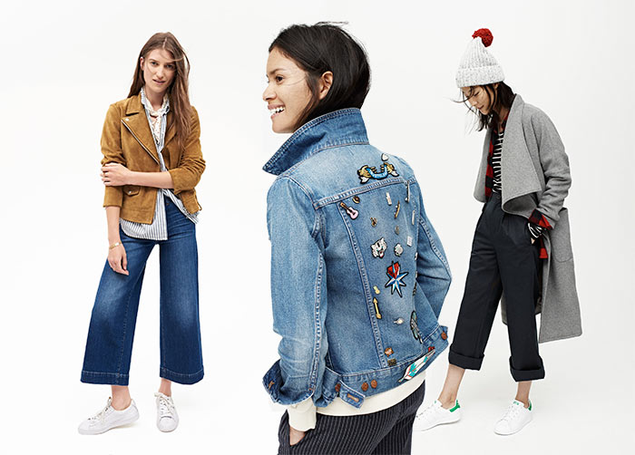 Madewell Fall 2016 Lookbook