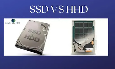 SSD and HHD