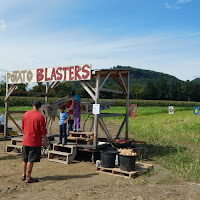 Potato Blasters at Chilifest at Mike's Maze New England Fall Events