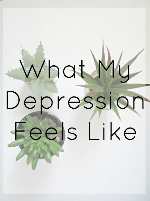 What My Depression Feels Like
