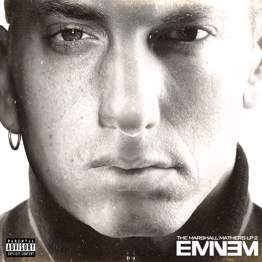 Eminem 'The Marshall Mathers LP 2′ Cover(s)