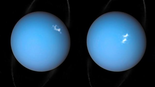 Nuevas observaciones miden la temperatura de los anillos de Urano y confirman su carácter único