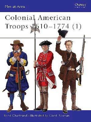 Colonial American Troops 1610–1774 (1)