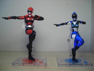 SH Figuarts Akiba Blue 08