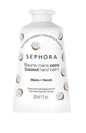 sephora - balsamo mani idratante cocco