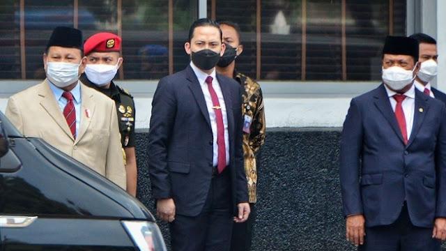 """Edhy Ditangkap KPK, Ajudan Prabowo Ingatkan soal Hancur Lebur, """"Semua Ada Waktunya..."""""""