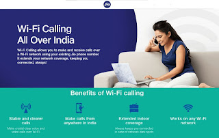 Jio Wi-Fi Calling launched across India