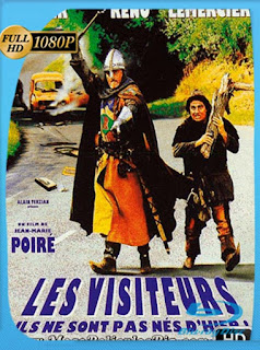 Los Visitantes [1993] HD [1080p] Latino [GoogleDrive] SilvestreHD