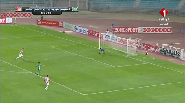 بث مباشر مباراة الأولمبي الباجي و أولمبيك سيدي بوزيد live streaming