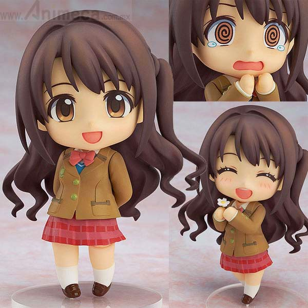 UZUKI SHIMAMURA NENDOROID FIGURE THE IDOLM@STER Cinderella Girls Good Smile Company