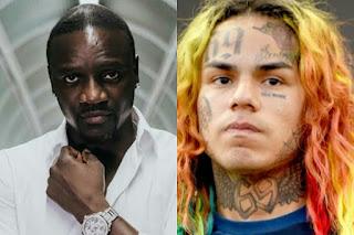 Akon Schedules Collaboration With Tekashi 6ix9ine; Defends Him