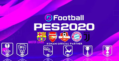 PES 2020 MOD LIGA SHOPEE TERBARU 300MB FULL UPDATE PPSSPP FOR ANDROID