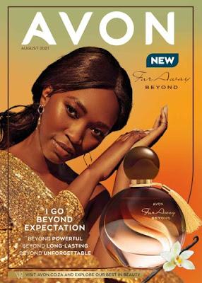 Avon August 2021 brochure pdf