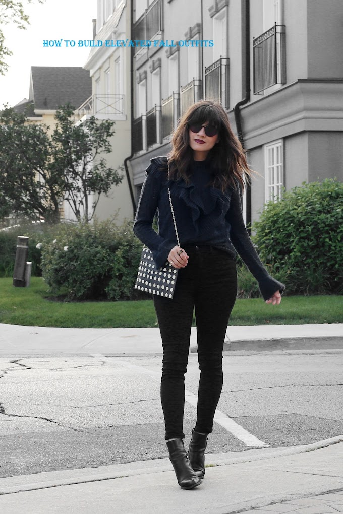 How To Build Elevated Fall Outfits: Chic, Edgy, Romantic, and  Minimalist Styles