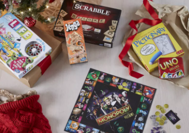 Games for all on sale at Macy's