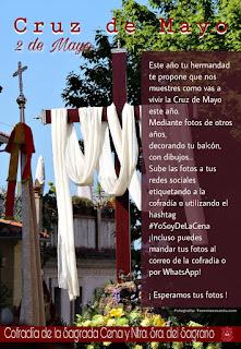 Cruz de Mayo de la Cofradía