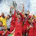 [VIDEO] CUPLIKAN GOL Portugal 1-0 Belanda: Cristiano Ronaldo dkk Juara UEFA Nations League