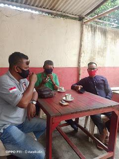 Pasca Aktivitas Tambang diluar Perizinan Ormas LAKI Kab.Lingga tindak tegas Penambang Nakal.