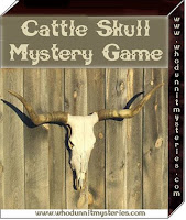 $10 off Cattleskull Mystery Game for the month of March!