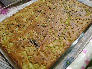 Potato Cake (Patatesli Kek)